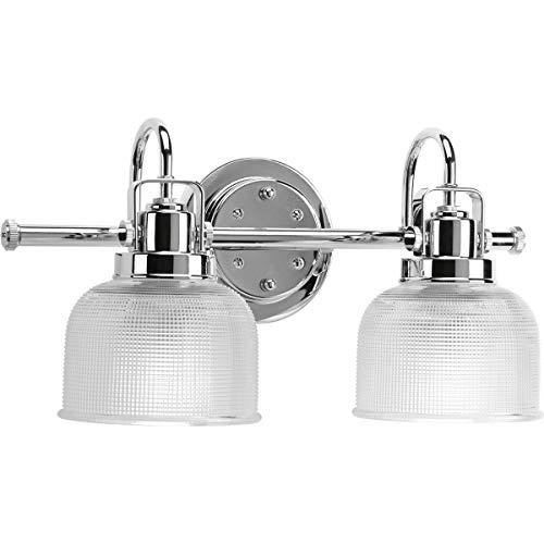 Progress Lighting P2991-15 Med Bath Bracket, 2-100-Watt