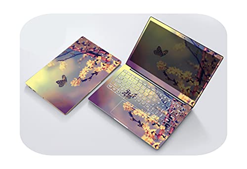 Vinilo adhesivo para ordenador portátil 13 15 17 pulgadas adecuado para Lenovo/Dell/Hp/Asus/Xiaomi Air 13.3 / MacBook Skin-2-A B C D