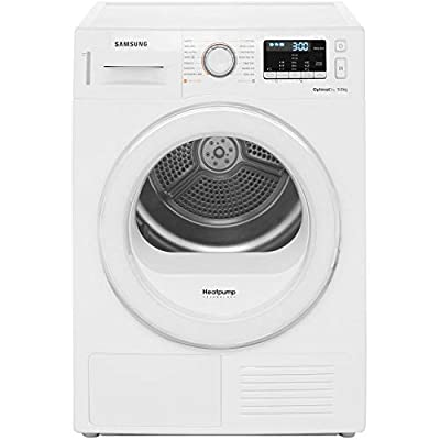 Samsung DV90M5000IW Freestanding A++ Rated Condenser Tumble Dryer - White