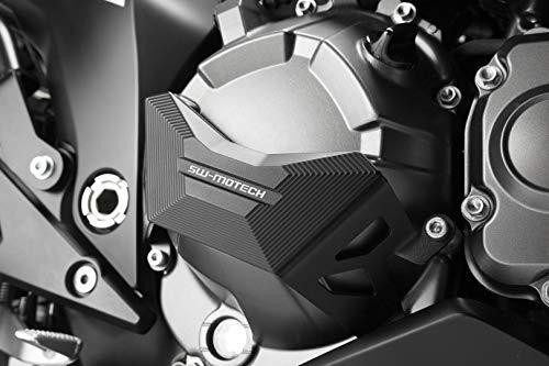 sturzpads Moteur Couvercle de protection. Noir. Kawasaki Z 800 (12 pièces).