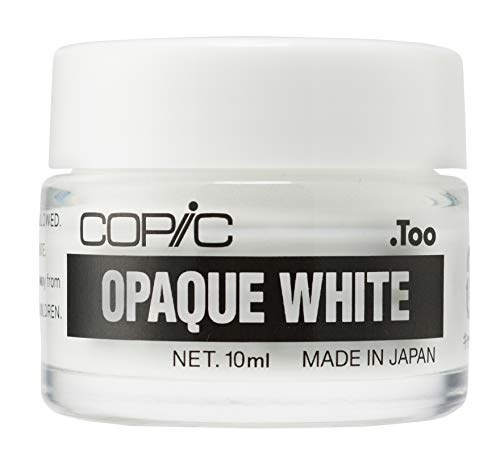 COPIC MARKER Opaque White