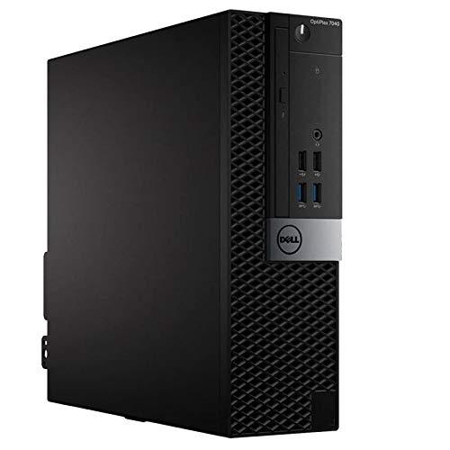 Dell - Tower Dell OptiPlex 7040 SFF Intel i5-6500 RAM 16 GB SSD 240 GB HDMI Windows 10 WiFi (ricondizionato)