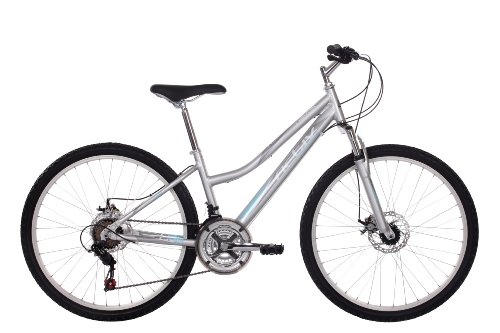 RALEIGH Activ Women's Mayon Mountain Bike - (Silver, 14 Inch, 14 Inch, 26 Inch)