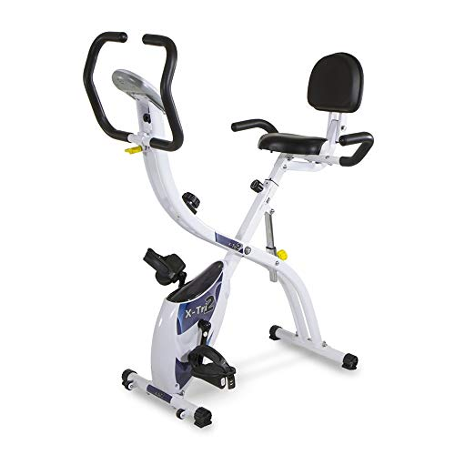 Bicicleta estática plegable X-TRI2. 3 posiciones entrenamiento. Tecnovita by BH...