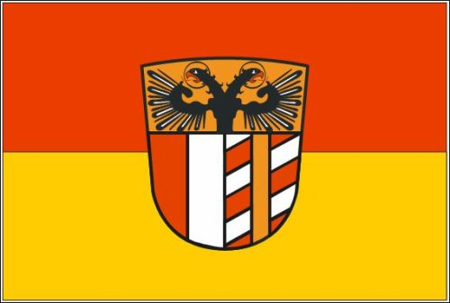Flagge Fahne Schwaben Distrikt Grösse 1,50x0,90m - FRIP -Versand®
