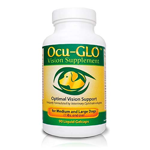 Animal Necessity Ocu-GLO for Medium to Large Dogs, 11+ lb, 90 Count by Animal Necessity