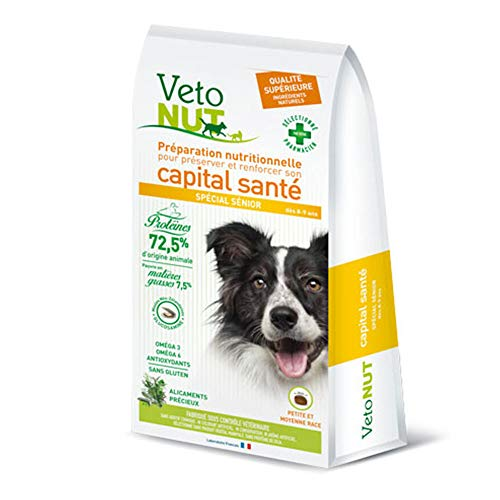 Vetonut Nutritional Preparation for Senior Dogs 2.5 kg