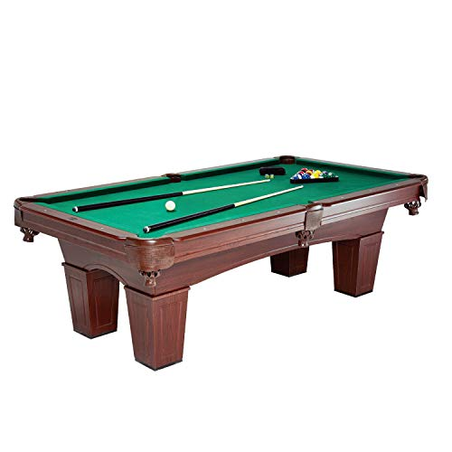 MD Sports Crestmont 8 ft. Billiard Pool Table