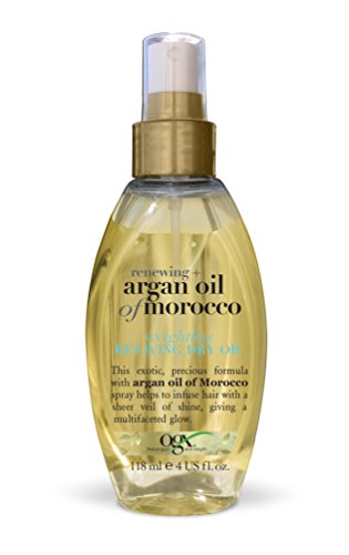 OGX Renewing + Argan Oil of Morocco Extra Weightless Reviving Dry Oil, 118 ml