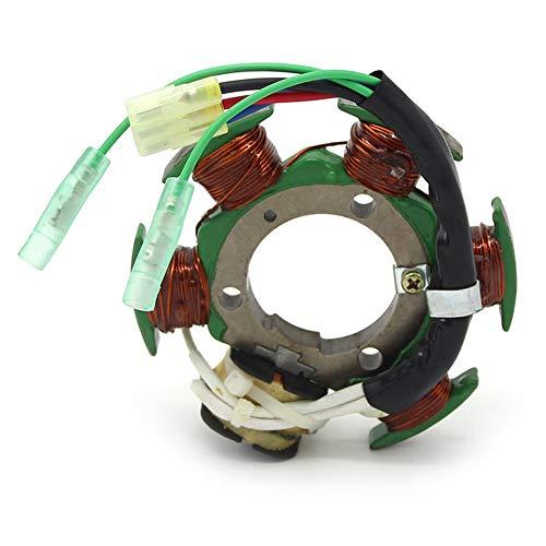 Bobina de encendido eléctrico Magneto generador para Yamaha Exciter 220 Wave Raider...