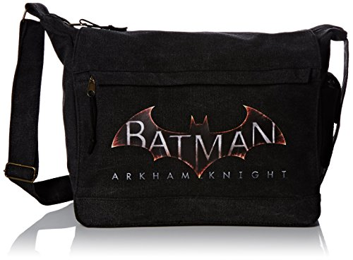 """ABYstyle ABYBAG102 Batman """"Arkham Knight"""" Umhängetasche, 25 Liter, Mehrfarbig"""