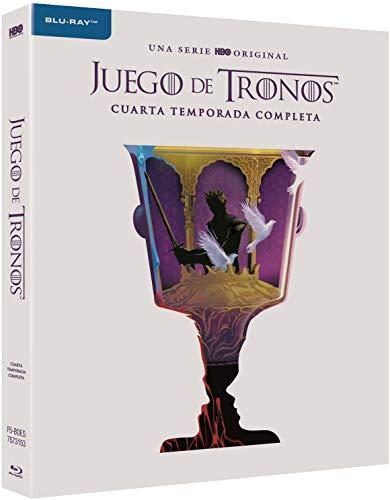 Juego De Tronos Temporada 4 Ed.Limitada R.Ball Blu-Ray [Blu-ray]