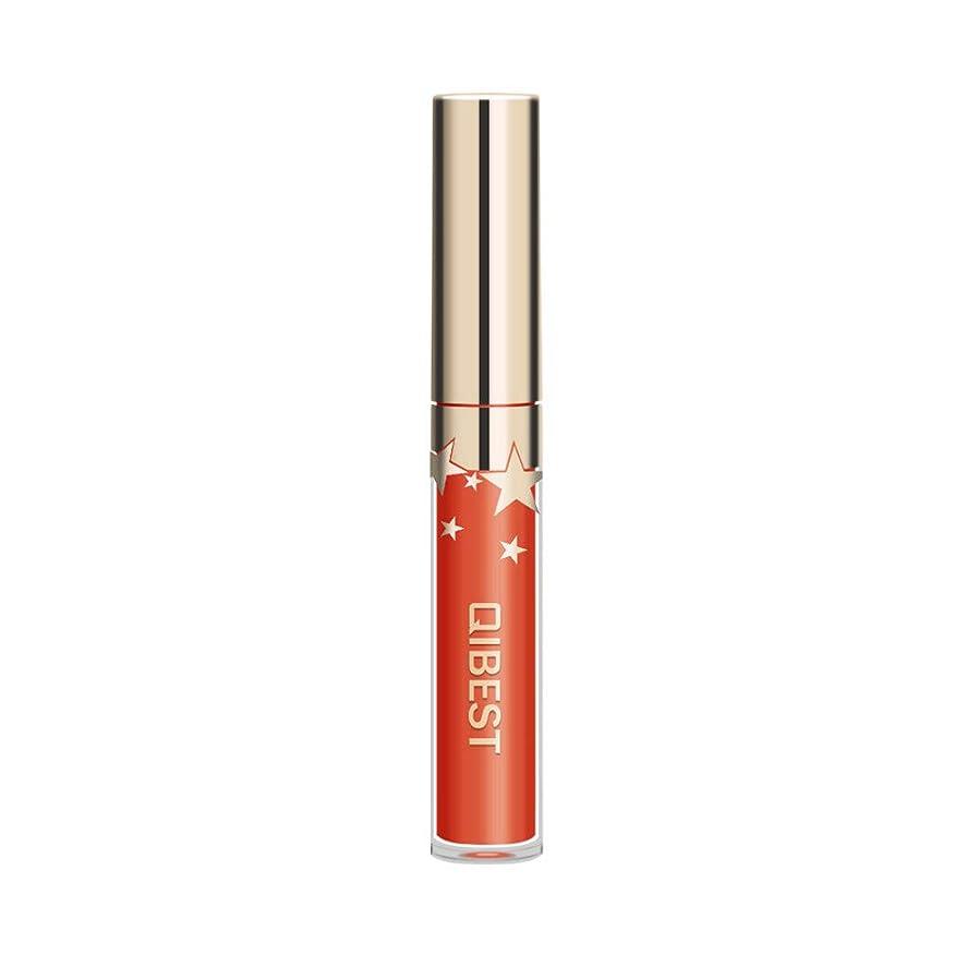 繕う硫黄楽観セクシーな長続きがする唇のランジェリーの無光沢の液体の口紅の防水唇の光沢の構造