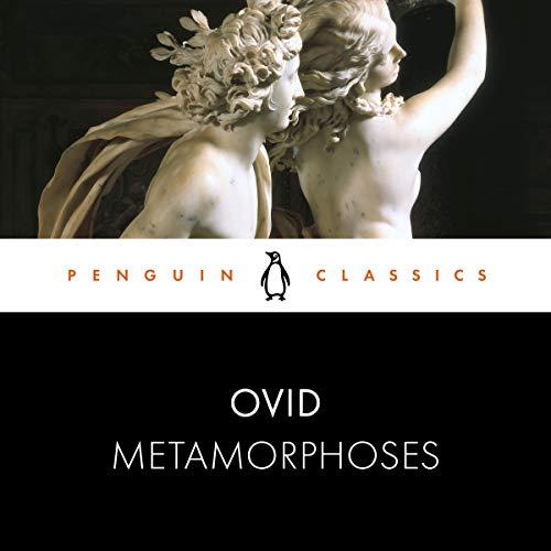 Couverture de Metamorphoses