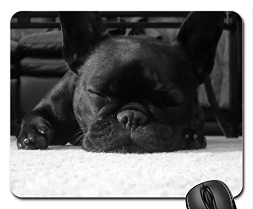 French Bulldog Mouse Pad, Mousepad (Dogs Mouse Pad)