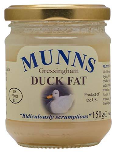 Munns Gressingham Duck Fat 150g
