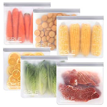 Best silicone freezer bags Reviews