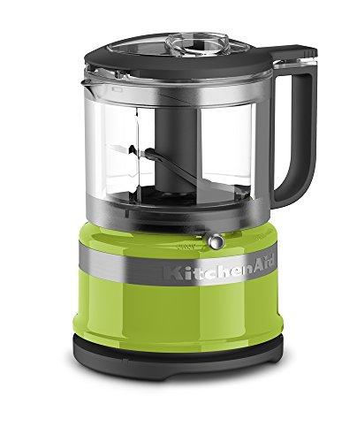 KitchenAid KFC3516GA 3.5 Cup Food Chopper, Green Apple