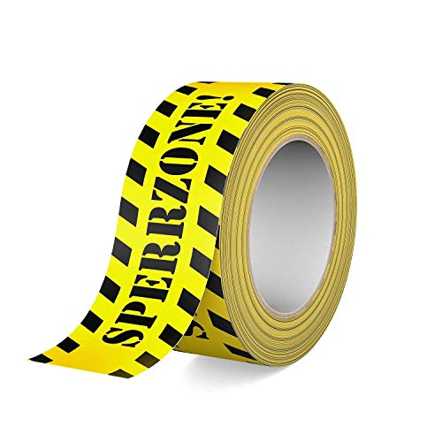 Gerband 404 - Warnband - Klebeband - Sperrzone