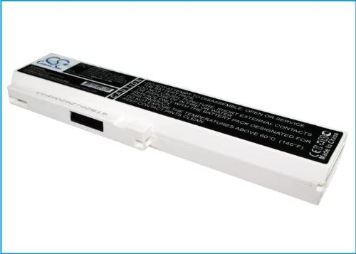 4400mAh 11.1V Battery Replacement for 25% OFF HP650 HP HP560 List price Hasee HP550