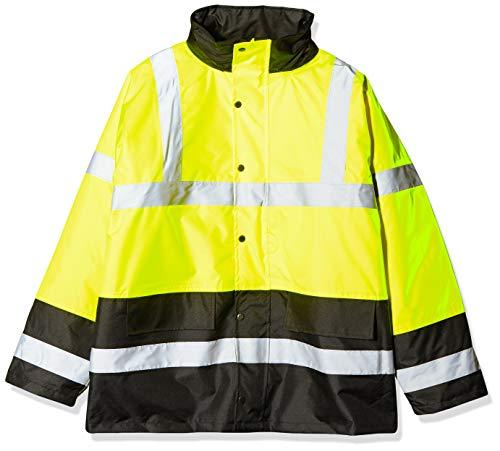 Portwest Bomberjacke mit Reflexstreifen leuchtend gelb