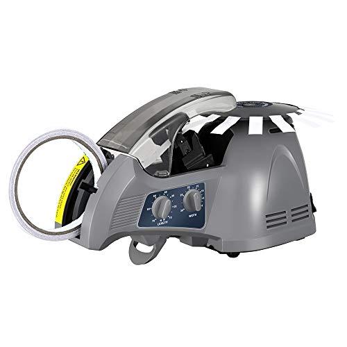 TTLIFE Distributore automatico a nastro, RT-3700 tagliatrice a nastro, con taglio a induzione Carosello elettrico, larghezza del nastro 3-30mm, lunghezza 10mm-70mm