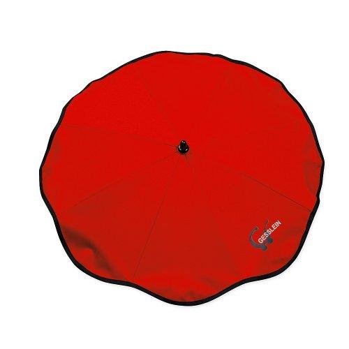 Gesslein 805357357 Sonnenschirm 357357, rot