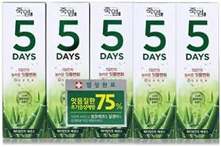 [LG Care/LG生活健康]竹塩歯磨き粉5daysウォーターリングミント100g x5ea/歯磨きセットスペシャル?リミテッドToothpaste Set Special Limited Korea(海外直送品)
