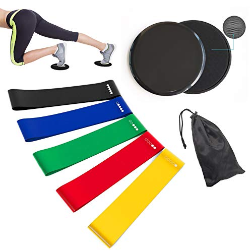 Resistance Bands and Sliders - G...