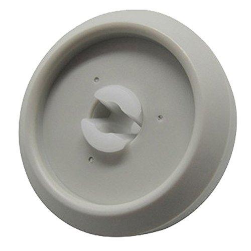 Miele Rueda y eje de cesta inferior para lavavajillas (1 unidad)
