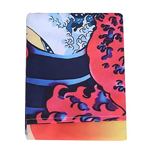 SONK Wandteppich, atmungsaktiver Türvorhang Exquisit für Picknickdecken für Zuhause im Freien für Hintergrunddekor(230 * 180cm)