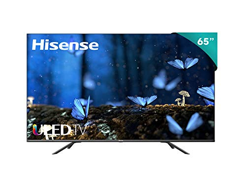 Hisense 65' Serie H8G Android 4K ULED Smart TV con Asistente de Google (65H8G, 2020)