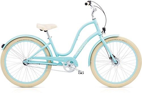 Electra Townie Balloon 3i EQ Damen Fahrrad Blau 26