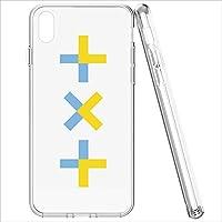 【iPhoneX,XS】TOMORROW X TOGETHER【ソフトケース/透】