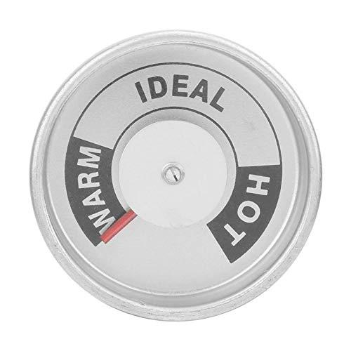 Medidor de temperatura Material de aleación de aluminio de alta temperatura Medidor de temperatura Termómetro duradero para equipos de alta temperatura