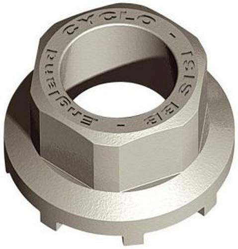 Cyclo-Tools Bottom Bracket Remover ISIS Abzieher Truvativ, Silber, One Size