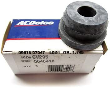 The Parts Place Max 63% OFF Nos Cheap mail order specialty store Pontiac Pcv - Grommet 5646418 GM #