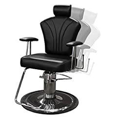 Perfect Chair for Micro blading, Eyebrows, Waxing, Threading and more! Reclining chair allows you to lay your patient very far back making it simple to work on face Sit or stand, can lower or pump up the chair, lock it or swivel it to your desired po...