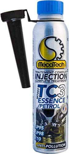 Mécatech TC 3 Curatif injection anti pollution