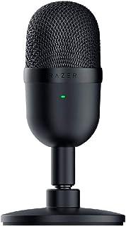 Razer Seiren Mini - USB Ultracompacte condensatormicrofoon (Streamingmicrofoon, Supercardioïde directionele gevoeligheid, ...