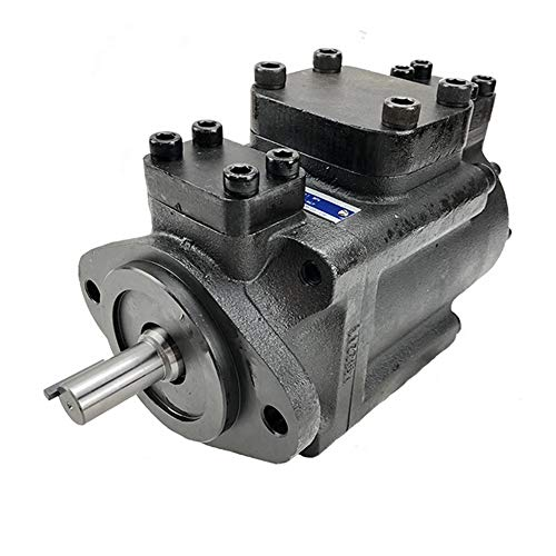 PFE Fixed Vane Pumps Hydraulic Oil Pump PFE-31028/3DT Rotary Vane Pump Keyed Shaft φ22.22 Pressure:210bar