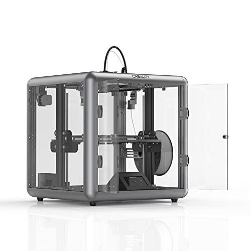 YUN CREALITY Sermoon D1 Impresora 3D, bajo Nivel de Ruido, función Inteligente de detección de Rotura de Material…