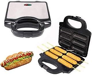 Máquina de desayuno multifuncional, Mini sartenes, Maker Toastie, Horno de desayuno, Vaporizador eléctrico, Tortilla Maker...