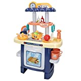 ColorBaby - Cocina de juguete con luz, sonido u accesorios My Home Colors (46654)