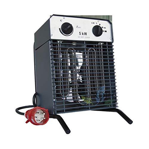 Suinga AEROTERMO Calefactor ELÉCTRICO. Potencia 5000W. Medidas: 26x40x40 cm