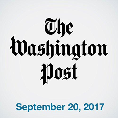 September 20, 2017 copertina