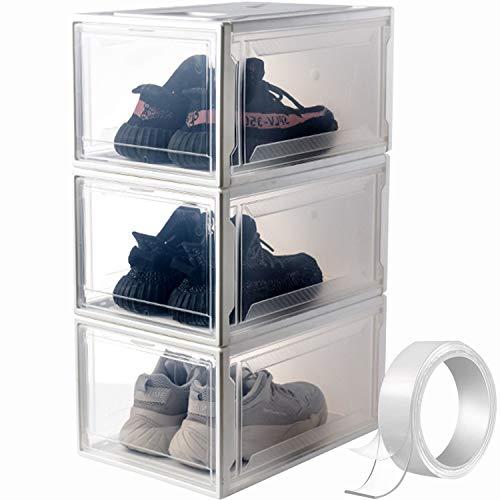 caja zapatos transparente fabricante AB Creations