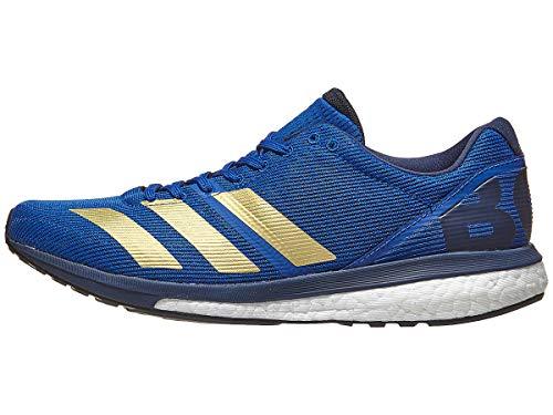 adidas Men's Adizero Boston 8 Running Shoe, Collegiate...
