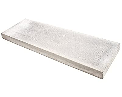 Marsal And Sons 70248 Deck Stone, 12 x 36 x 2, Br1236