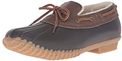 professional JBU by Jambu Gwen Rain Women's Shoes, Brown, 7 Months USA